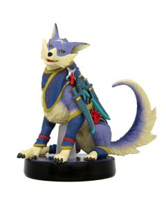 Palamute amiibo (MONSTER HUNTER RISE Collection)