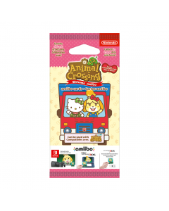 Animal Crossing amiibo Cards - Sanrio Collaboration
