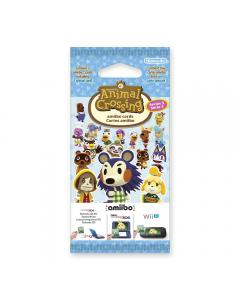 Animal Crossing amiibo Cards Pack - Series 3