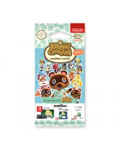 Animal Crossing Series 5 amiibo cards
