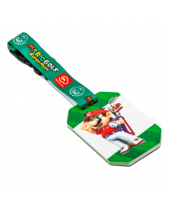 Mario Golf: Super Rush ID Tag Front View