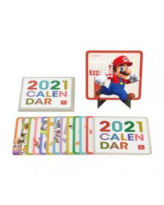 My Nintendo 2021 Calendar All On Display