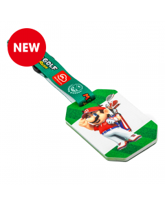 New Mario Golf: Super Rush ID Tag Front View