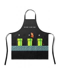 Super Mario Home & Party Apron (Underground Warp Zone)