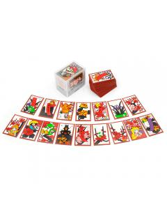 Mario Hanafuda (Red) Displayed cards