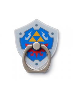 Legend of Zelda Shield Smartphone Ring