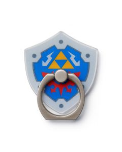 Legend of Zelda Smartphone Ring