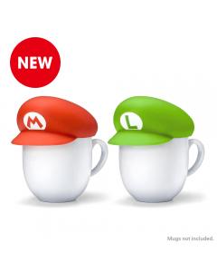 New Super Mario Home & Party Mug Covers (Mario/Luigi)