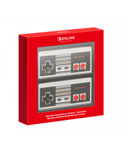 Nintendo Entertainment System Controllers in Box