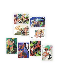 Splatoon 2 Postcard Collection