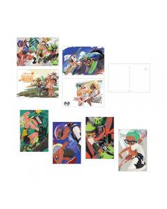 Splatoon 2 Postcard Collection