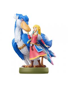 The Zelda & Loftwing amiibo